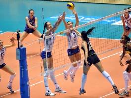 Women´s World Championships 2010 - Final - Brazil (BRA) vs. Russia (RUS)