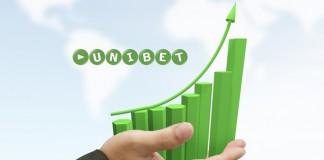 Доходы Unibet продолжают расти быстрыми темпами
