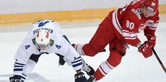 Прогноз на игру Спартак - Адмирал (КХЛ, 8 сентября): ставки и коэффициенты