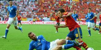 Прогноз на игру Италия - Испания (ЧМ-2018, 6 октября): ставки и коэффициенты