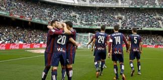 Прогноз на игру Эйбар - Бетис (Ла Лига, 25 ноября): ставки и коэффициенты