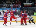 Прогноз на хоккейный матч Россия - Дания на чемпионате мира 2015