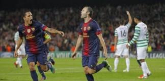 Прогноз на игру Селтик - Барселона (Лига Чемпионов, 23 ноября): ставки и коэффициенты